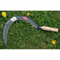 Sickle Fux with Raised Handle
