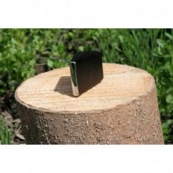 Narrow peening anvil